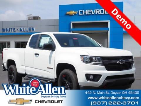 2020 Chevrolet Colorado for sale at WHITE-ALLEN CHEVROLET in Dayton OH
