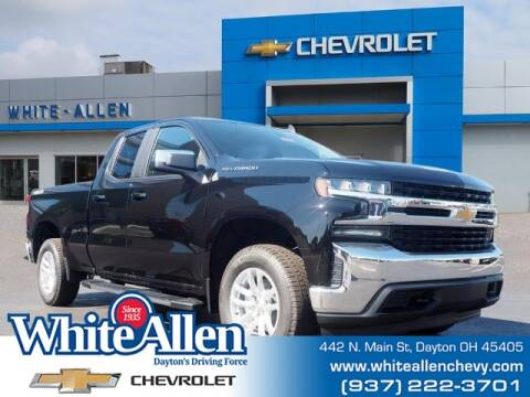 2020 Chevrolet Silverado 1500 for sale at WHITE-ALLEN CHEVROLET in Dayton OH