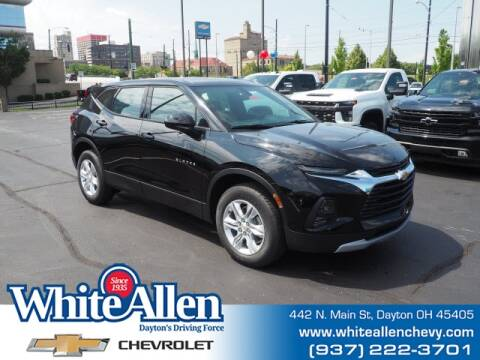 2020 Chevrolet Blazer for sale at WHITE-ALLEN CHEVROLET in Dayton OH