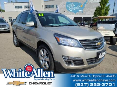2017 Chevrolet Traverse for sale at WHITE-ALLEN CHEVROLET in Dayton OH