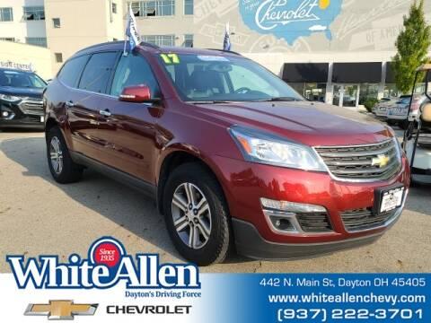2017 Chevrolet Traverse for sale at WHITE-ALLEN CHEVROLET in Dayton OH