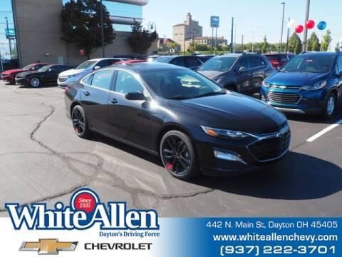 2020 Chevrolet Malibu for sale at WHITE-ALLEN CHEVROLET in Dayton OH