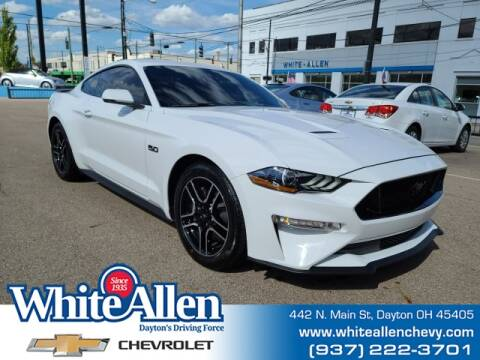 2019 Ford Mustang for sale at WHITE-ALLEN CHEVROLET in Dayton OH
