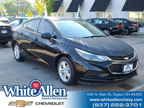 2018 Chevrolet Cruze for sale at WHITE-ALLEN CHEVROLET in Dayton OH
