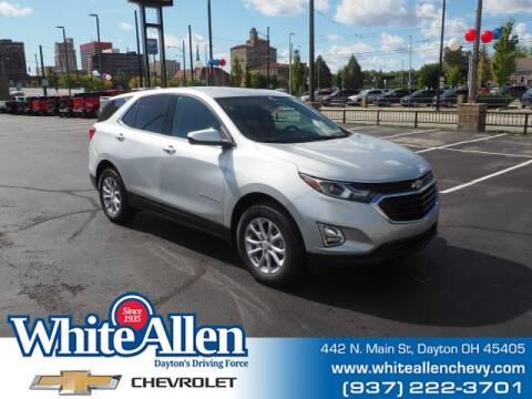 2020 Chevrolet Equinox for sale at WHITE-ALLEN CHEVROLET in Dayton OH