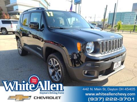 2017 Jeep Renegade for sale at WHITE-ALLEN CHEVROLET in Dayton OH