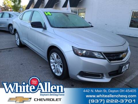 2014 Chevrolet Impala for sale at WHITE-ALLEN CHEVROLET in Dayton OH