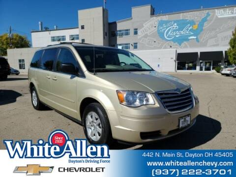 2010 Chrysler Town and Country for sale at WHITE-ALLEN CHEVROLET in Dayton OH