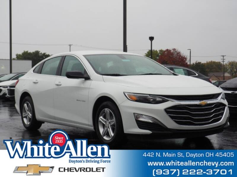 2020 Chevrolet Malibu for sale at WHITE-ALLEN CHEVROLET in Dayton OH