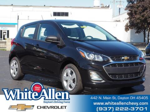 2021 Chevrolet Spark for sale at WHITE-ALLEN CHEVROLET in Dayton OH