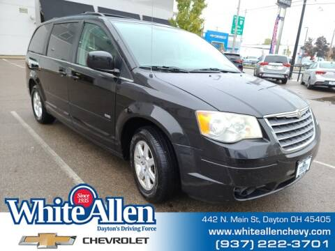 2008 Chrysler Town and Country for sale at WHITE-ALLEN CHEVROLET in Dayton OH
