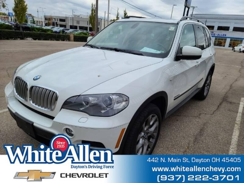 2013 BMW X5 for sale at WHITE-ALLEN CHEVROLET in Dayton OH