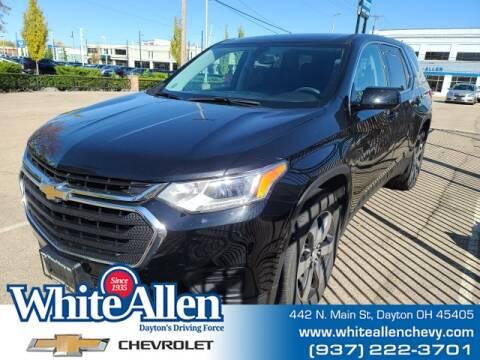 2018 Chevrolet Traverse for sale at WHITE-ALLEN CHEVROLET in Dayton OH
