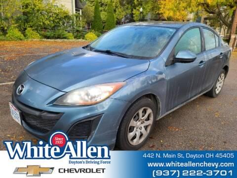 2011 Mazda MAZDA3 for sale at WHITE-ALLEN CHEVROLET in Dayton OH