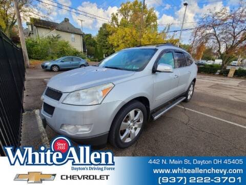 2011 Chevrolet Traverse for sale at WHITE-ALLEN CHEVROLET in Dayton OH