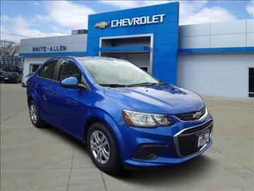 2017 Chevrolet Sonic for sale in Dayton, OH