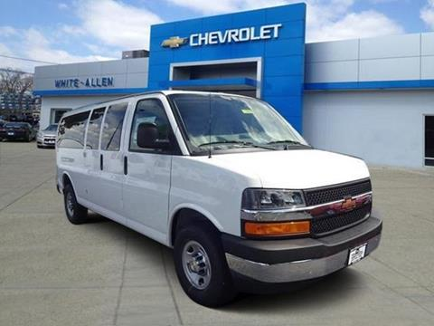 2017 Chevrolet Express Passenger for sale in Dayton, OH