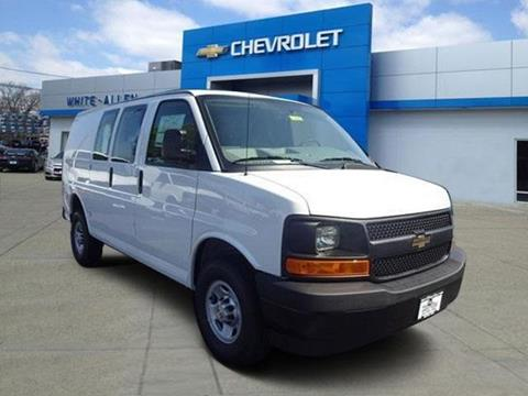 2017 Chevrolet Express Cargo for sale in Dayton, OH