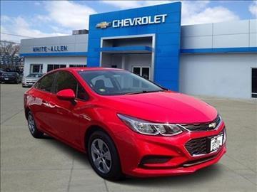 2017 Chevrolet Cruze for sale in Dayton, OH