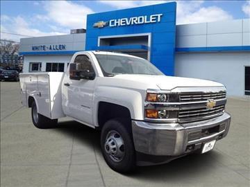 2016 Chevrolet Silverado 3500HD for sale in Dayton, OH