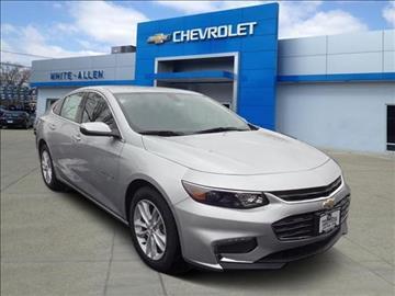 2017 Chevrolet Malibu for sale in Dayton, OH