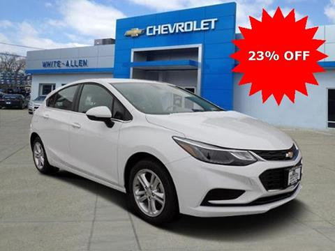 2017 Chevrolet Cruze for sale in Dayton, OH
