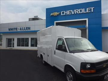 2017 Chevrolet Express Cutaway for sale in Dayton, OH