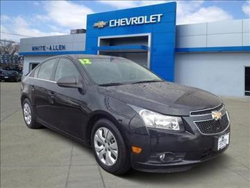 2012 Chevrolet Cruze for sale in Dayton, OH