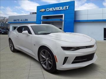 2017 Chevrolet Camaro for sale in Dayton, OH
