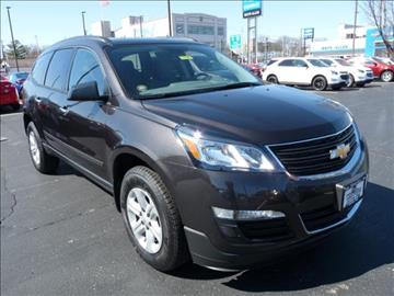2017 Chevrolet Traverse for sale in Dayton, OH