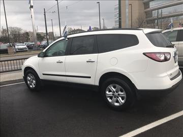 2014 Chevrolet Traverse for sale in Dayton, OH