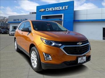 2018 Chevrolet Equinox for sale in Dayton, OH