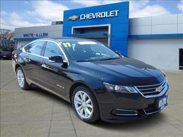 2017 Chevrolet Impala for sale in Dayton, OH