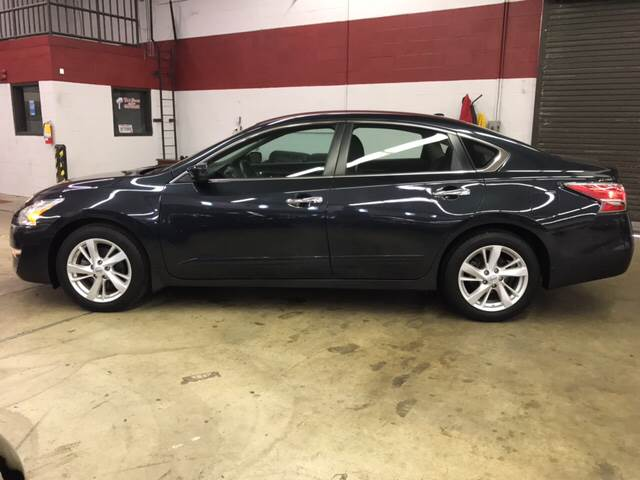 2014 Nissan Altima 2.5 SV 4dr Sedan - Columbus OH
