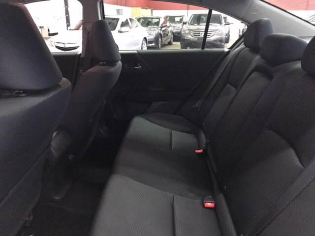 2014 Honda Accord LX 4dr Sedan CVT - Columbus OH