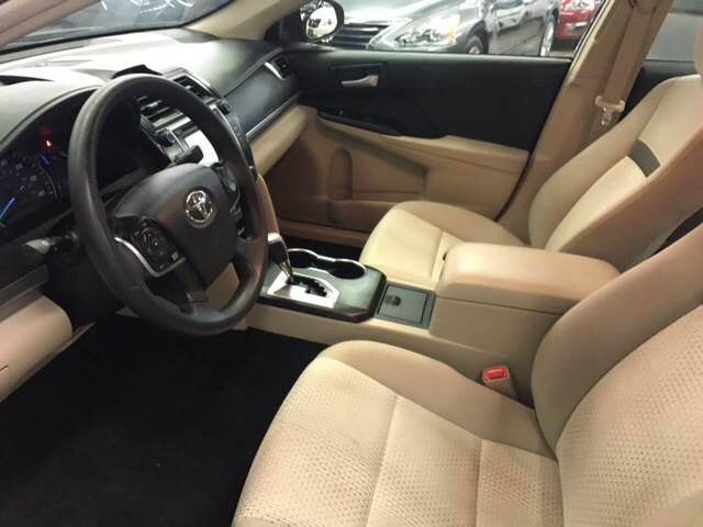 2014 Toyota Camry LE 4dr Sedan - Columbus OH