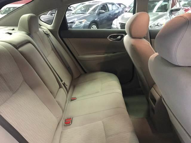 2014 Nissan Sentra S 4dr Sedan CVT - Columbus OH