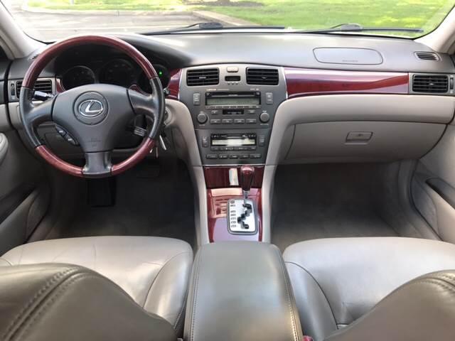 2002 Lexus ES 300 4dr Sedan - Columbus OH