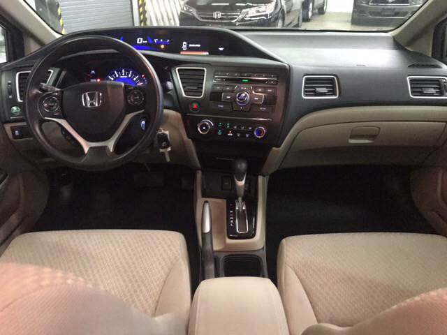 2014 Honda Civic LX 4dr Sedan CVT - Columbus OH