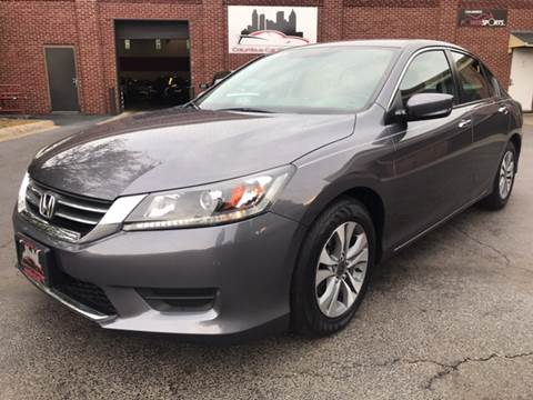 2014 Honda Accord for sale in Columbus, OH