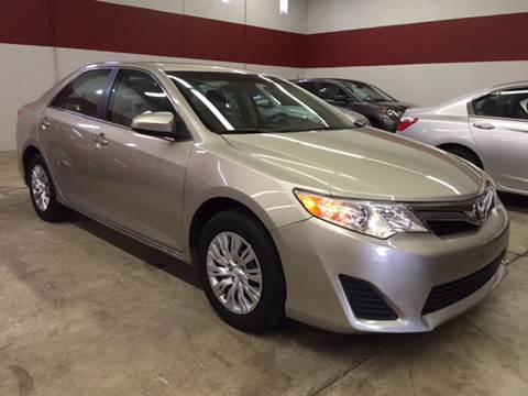 2013 Toyota Camry for sale in Columbus, OH