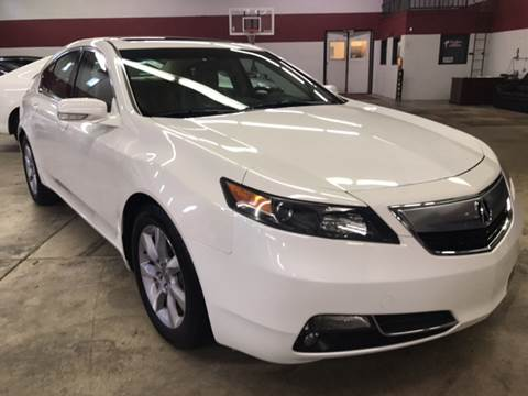 2013 Acura TL for sale in Columbus, OH