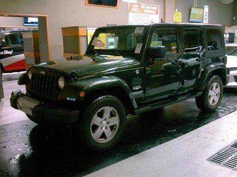 2010 Jeep Wrangler Unlimited for sale in Carrollton, GA