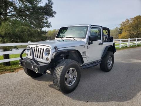 2007 Jeep Wrangler for sale in Carrollton, GA