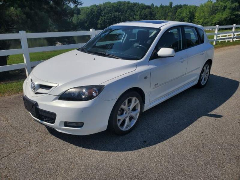 2007 Mazda Mazda3 S Grand Touring 5 Door In Carrollton Ga