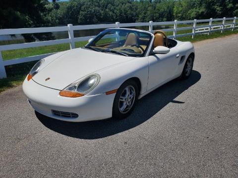 2000 Porsche Boxster For Sale In Carrollton Ga