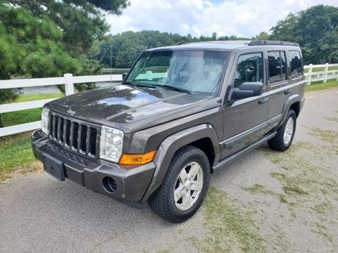 2006 Jeep Commander for sale in Carrollton, GA