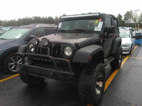 2009 Jeep Wrangler for sale in Carrollton, GA