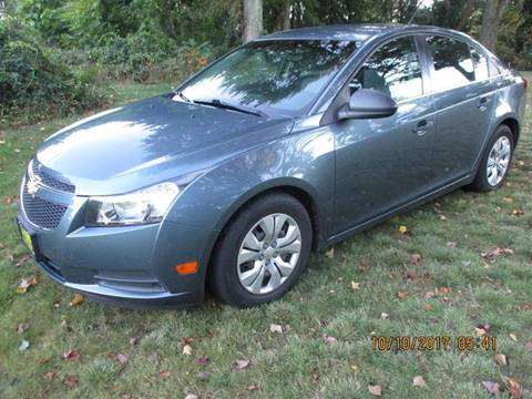 2012 Chevrolet Cruze for sale in Leominster, MA