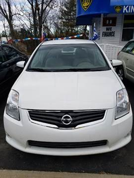2011 Nissan Sentra for sale in Leominster, MA